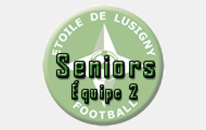 Lusigny (Sen 2) / AES Troyenne