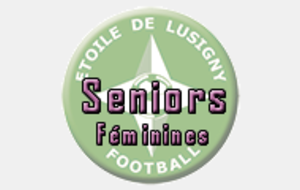 Féminines Lusigny - Cormontreuil