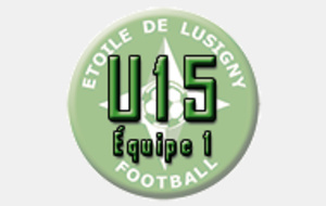 U15 : Lusigny 1 - US DIENVILLE