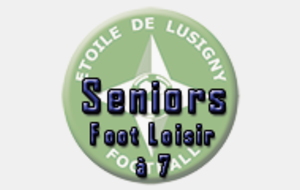 Foot Loisirs - Lusigny 2 - Lusigny 3